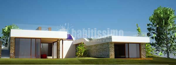Foto construcci n casas constructores casas madera de madera casas 64733 habitissimo - Constructores de casas ...