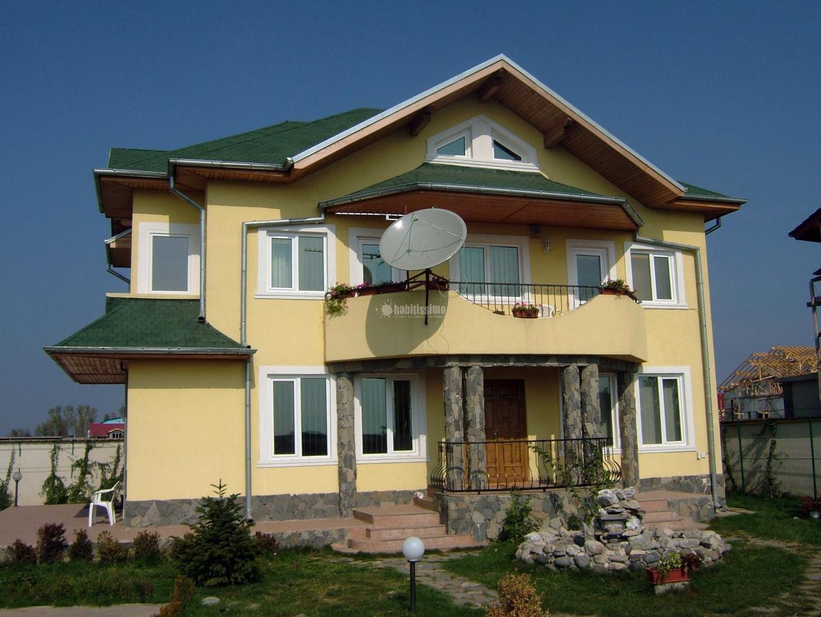 Foto construcci n casas casas madera constructores de - Constructores de casas ...