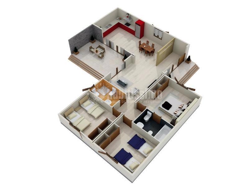 Foto construcci n casas constructores casas - Constructores de casas de madera ...