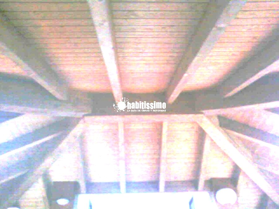 Foto rehabilitaci n fachadas colocacion piedra reformas for Tejados madera ourense