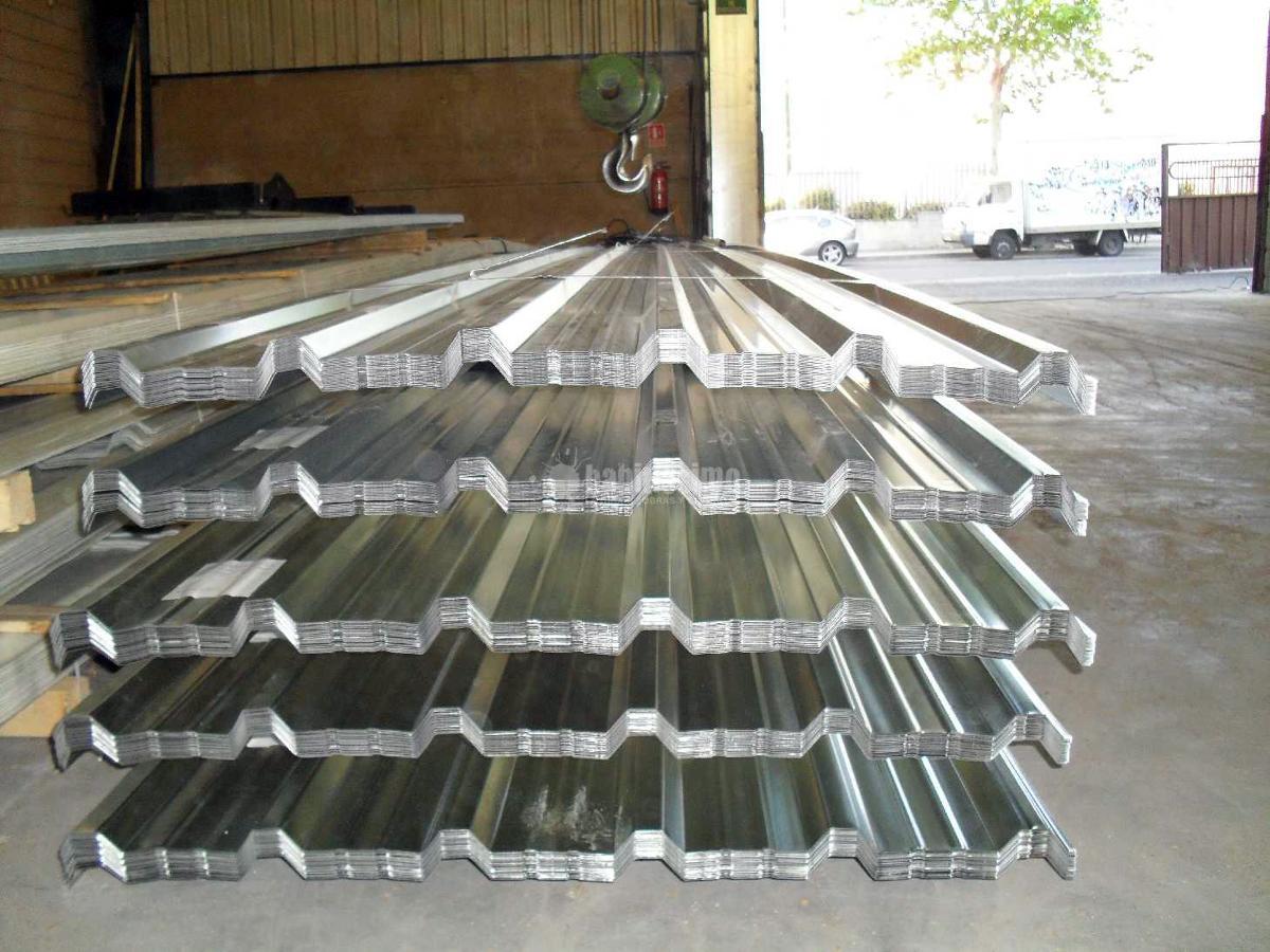 Foto cubiertas vierteaguas materiales construcci n de - Materiales construccion murcia ...