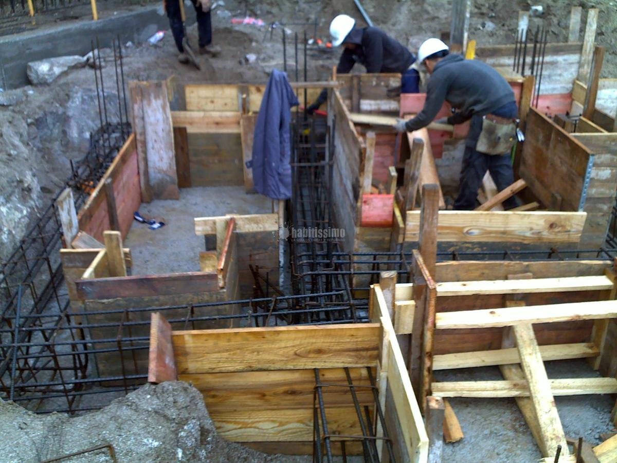 Construcción Casas, Construcciones Reformas, Reformas Naves Industriales