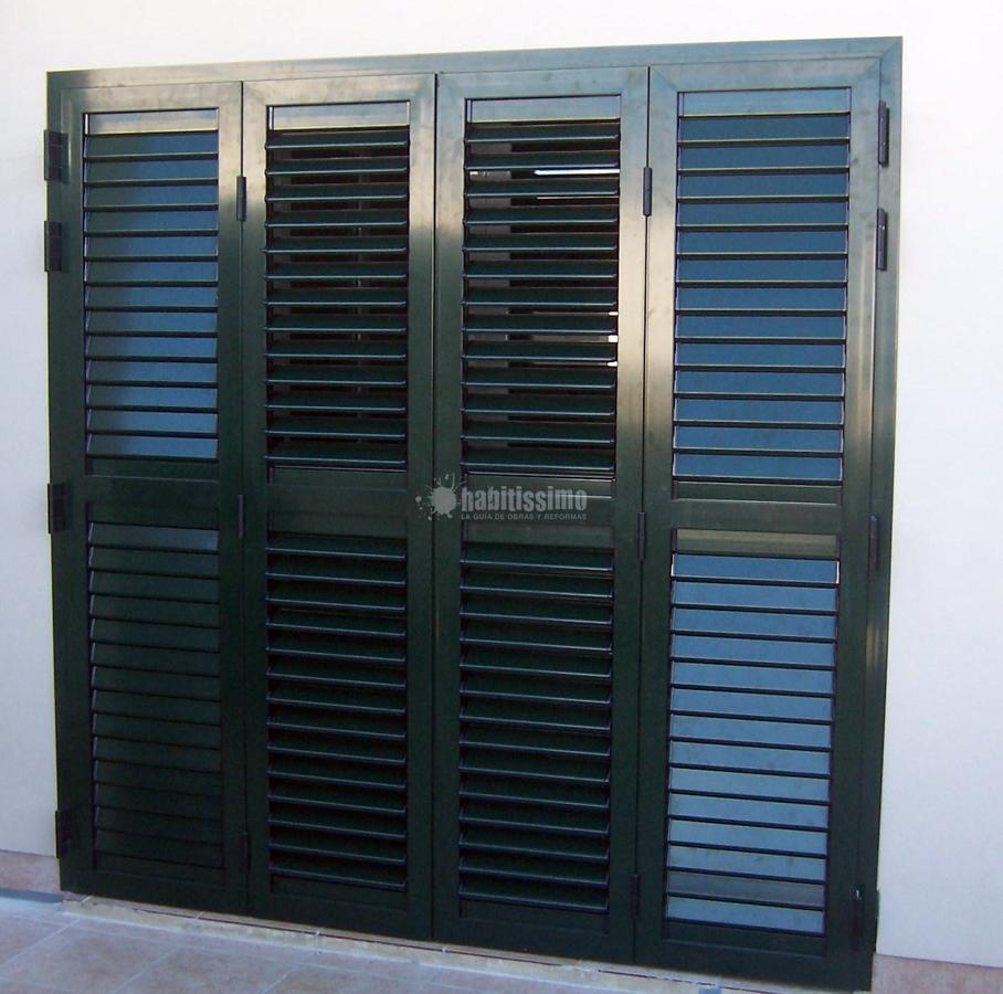 Carpintería Metálica, Mallorquinas, Carpintería Aluminio