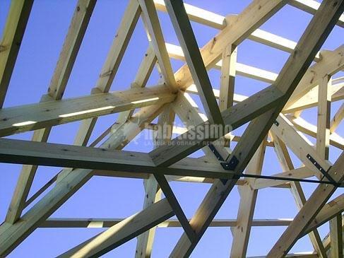 Foto construcci n casas vestidores obras puertas madera de carpinteria de madera santa clara - Carpinteria santa clara ...