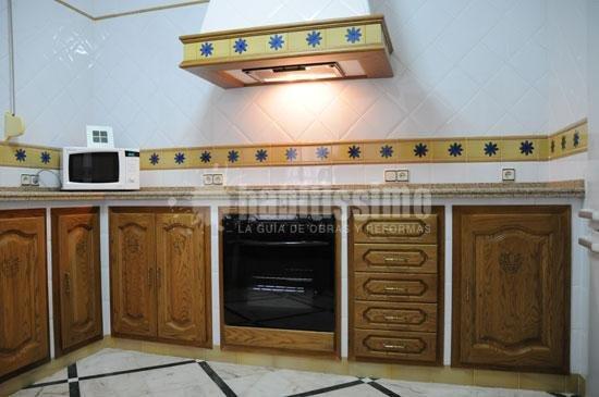 Foto construcci n casas construcciones reformas - Carpinteria santa clara ...