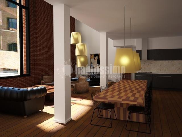 Foto interioristas proyectos decoraci n decoraci n - Proyectos decoracion interiores ...