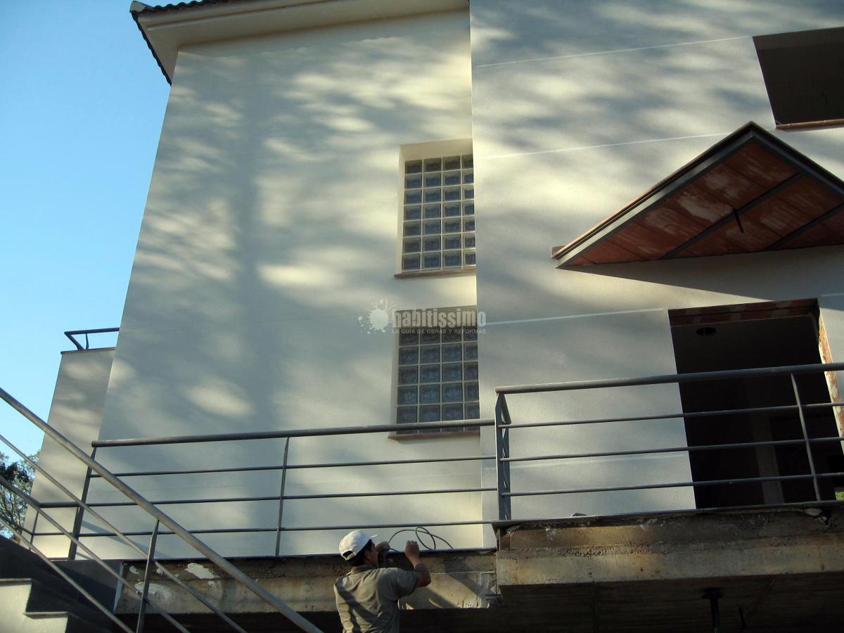Foto construcci n casas reformas comunidades decoraci n for Decoracion construccion