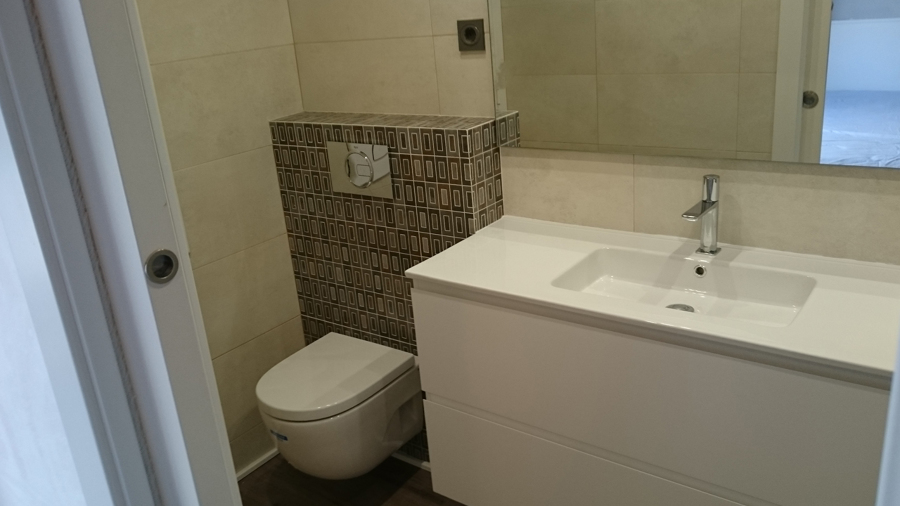 Reforma de baño en Comarruga