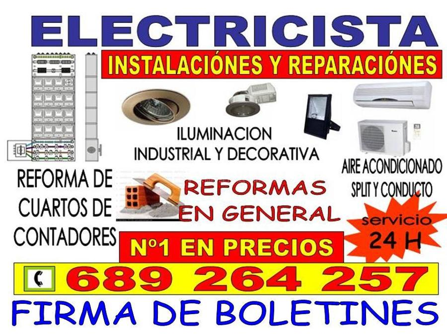 Foto electricistas de certificados de instalaci n en madrid 66439 habitissimo - Electricistas en murcia ...