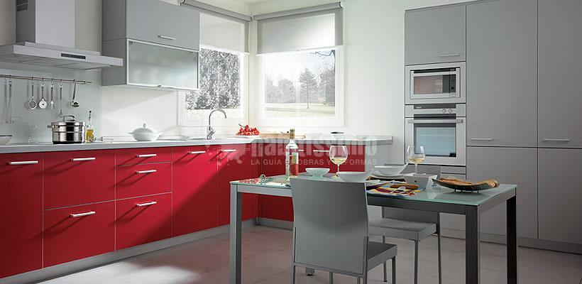 Foto muebles cocina dise o 3d muebles ba o de reformas for Diseno cocinas 3d gratis espanol