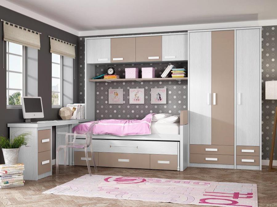 Foto habitaciones juveniles de muebles maxjuvenil rivas - Habitaciones juveniles zaragoza ...