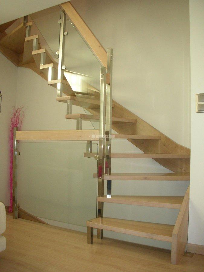 Carpinteros, Escaleras, Carpintería Madera