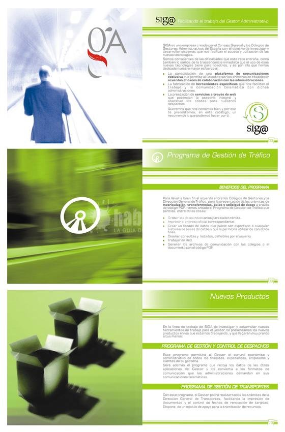 Catálogo SIGA