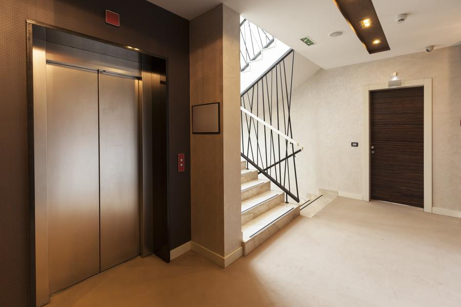 Finca sin ascensor