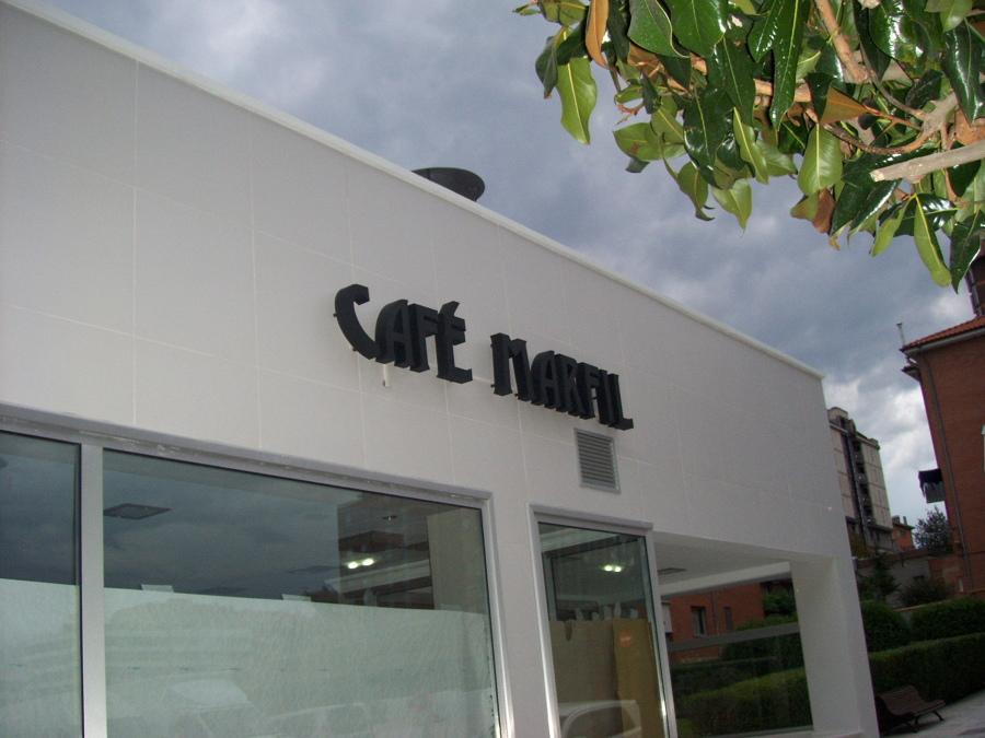 REFORMA DE UN LOCAL PARA CAFETERIA