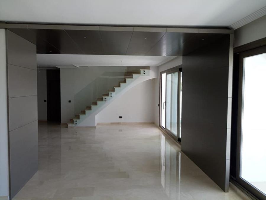 Escalera,Solería