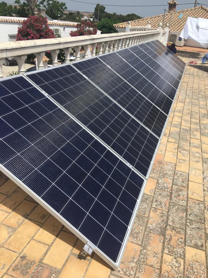 Fotovoltaicas placas