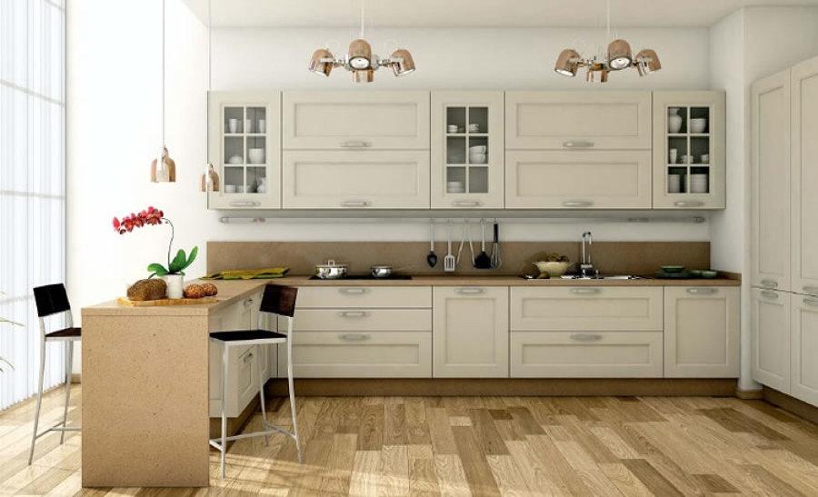 Foto muebles de cocina de polilaminado de nova 2000 - Cocinas en valladolid ...