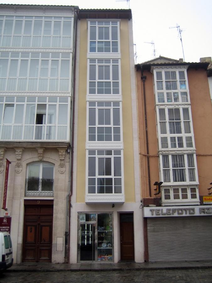 Foto 4 viviendas en burgos de villarreal arquitectos sl - Arquitectos en soria ...