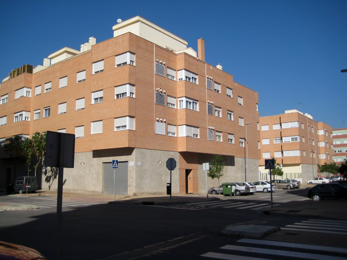 Foto 41 viviendas en castell n de la plana de carlos - Arquitecto tecnico valencia ...
