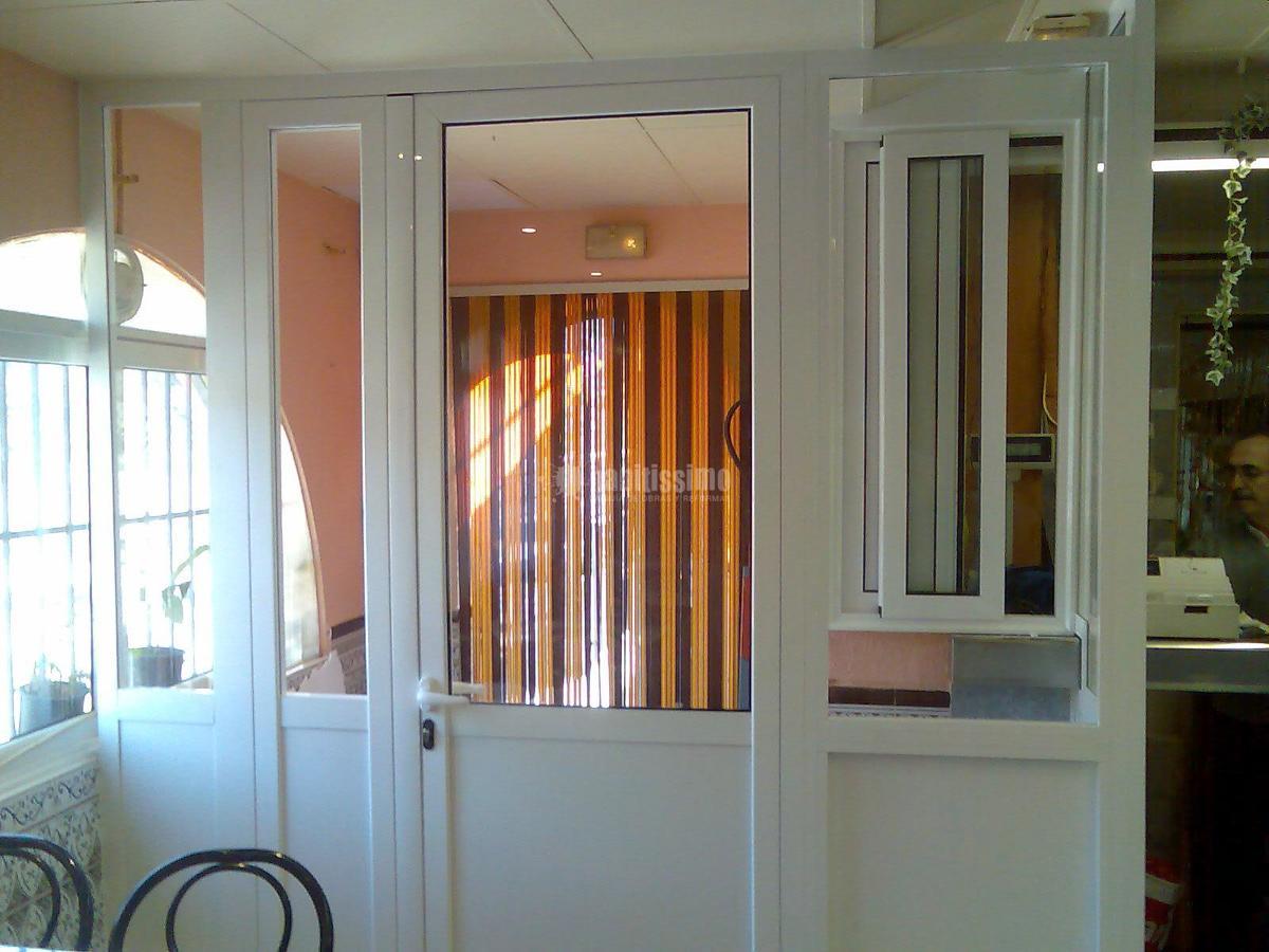 Carpintería Aluminio, Puertas Ventanas, Cerramientos