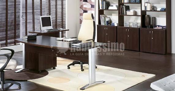 Foto muebles oficina cortinas siller a de delta muebles for Muebles de oficina palencia