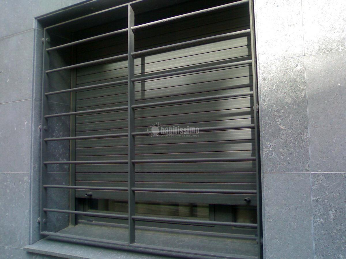 Carpintería Aluminio, Persianas, Aire Acondicionado