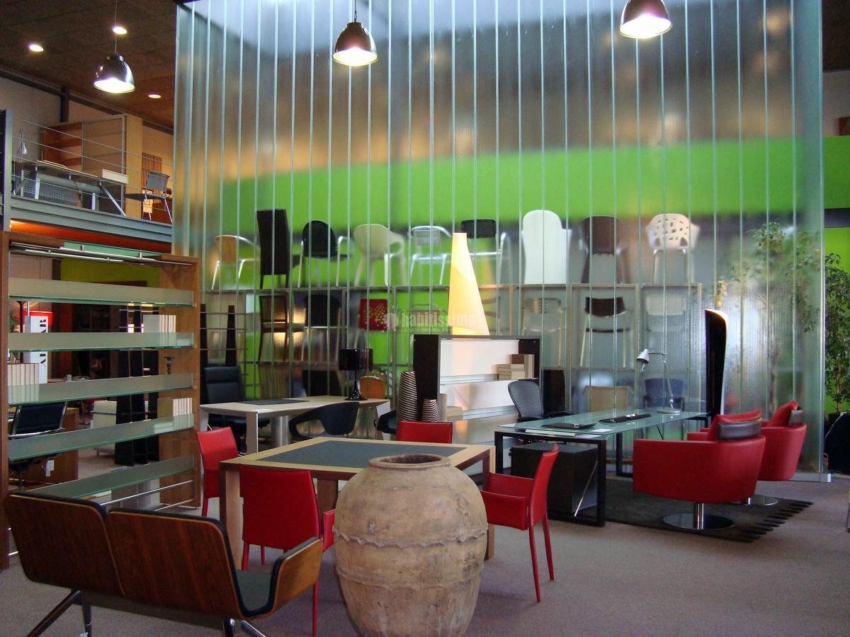 Foto muebles oficina mobiliario oficina proyectos for Mobiliario de oficina asturias