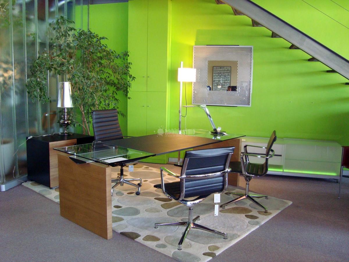 Foto muebles oficina mobiliario oficina proyectos for Mobiliario de oficina malaga