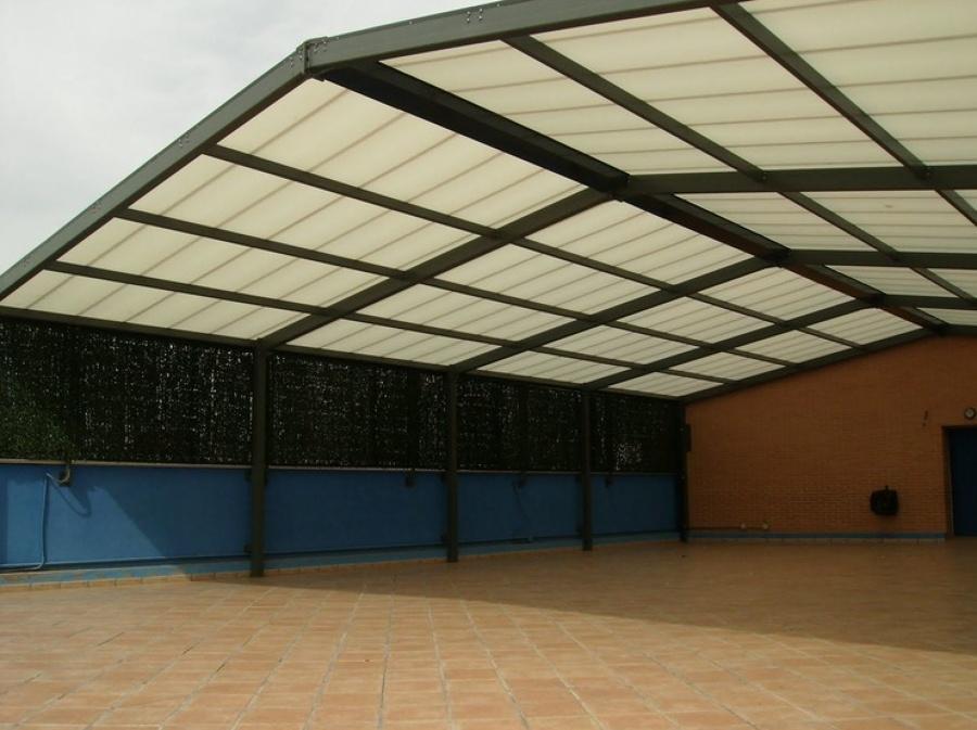 Foto estructuras met licas ligeras y pesadas de bigman servicios integrales s l 1004493 - Estructuras metalicas ligeras ...