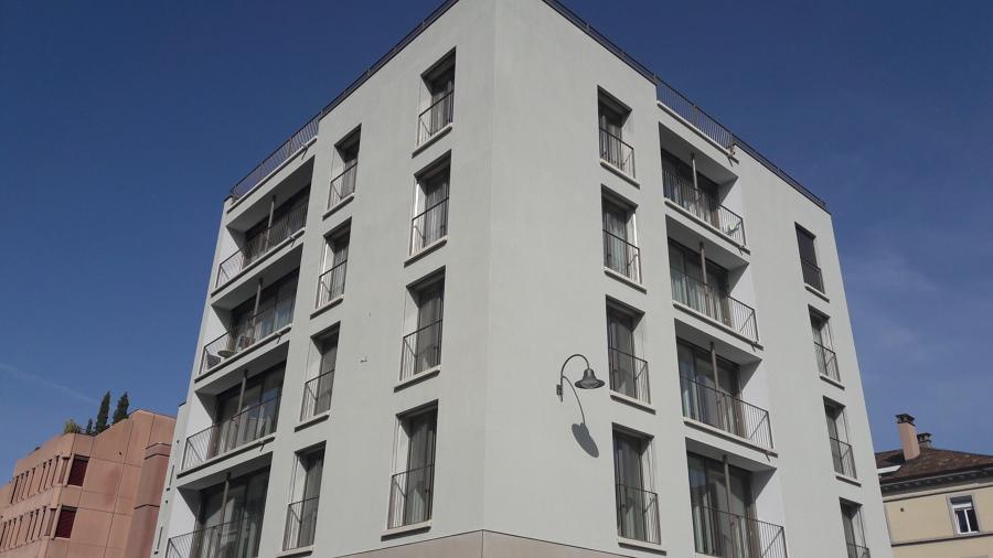 fachada exterior