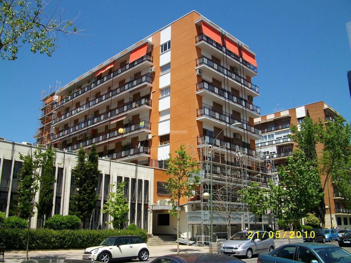 Restauración Edificios, Rehabilitación Fachadas, Construcciones Reformas