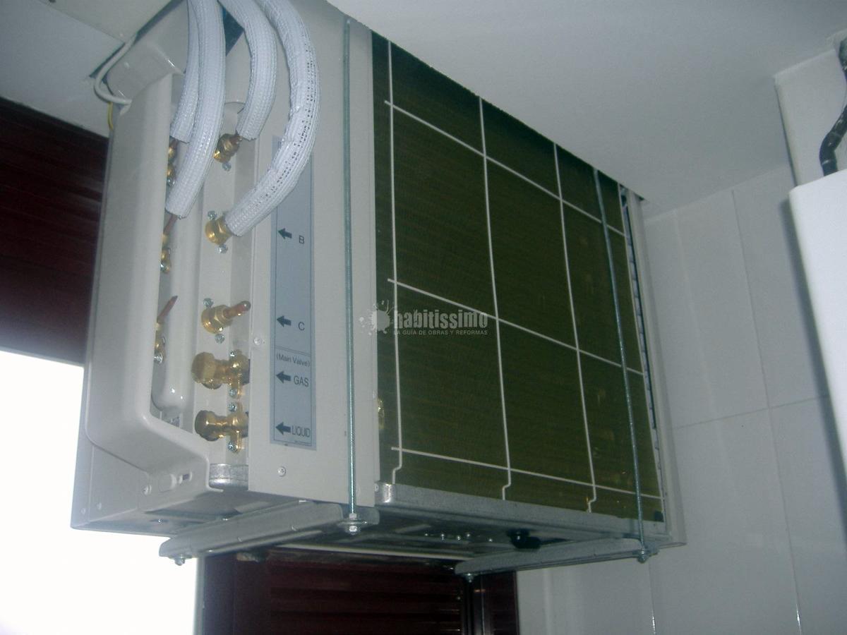 Aire Acondicionado, Electricidad, Frío Industrial
