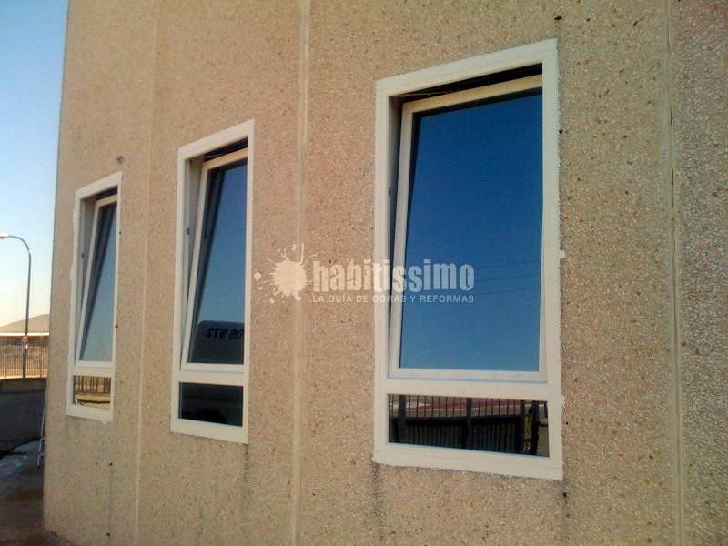 Foto cerramientos pvc ventanas de zaramont cerramientos for Cerramientos pvc