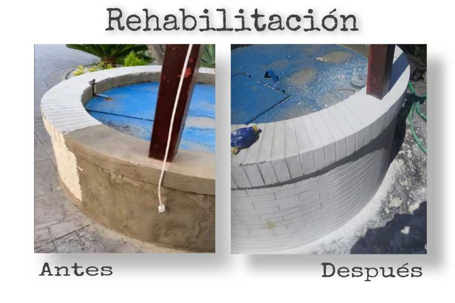 Rehabilitacion de pozo antiguo