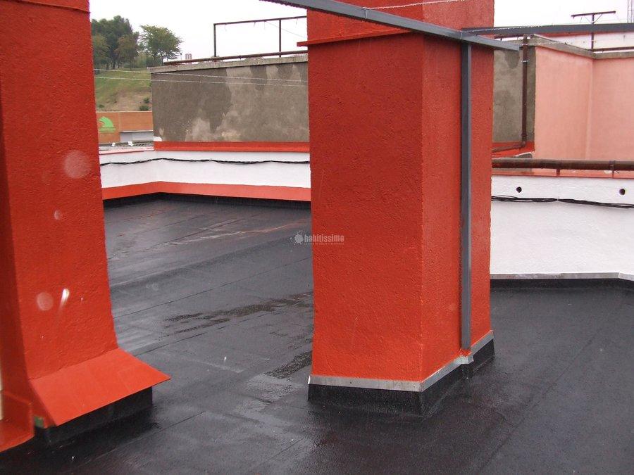 reforma de tejado en C/ Risco de Peloche 9