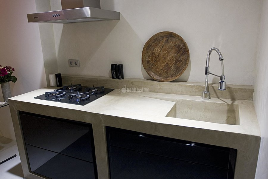 Muebles De Baño De Microcemento ~ Dikidu.com