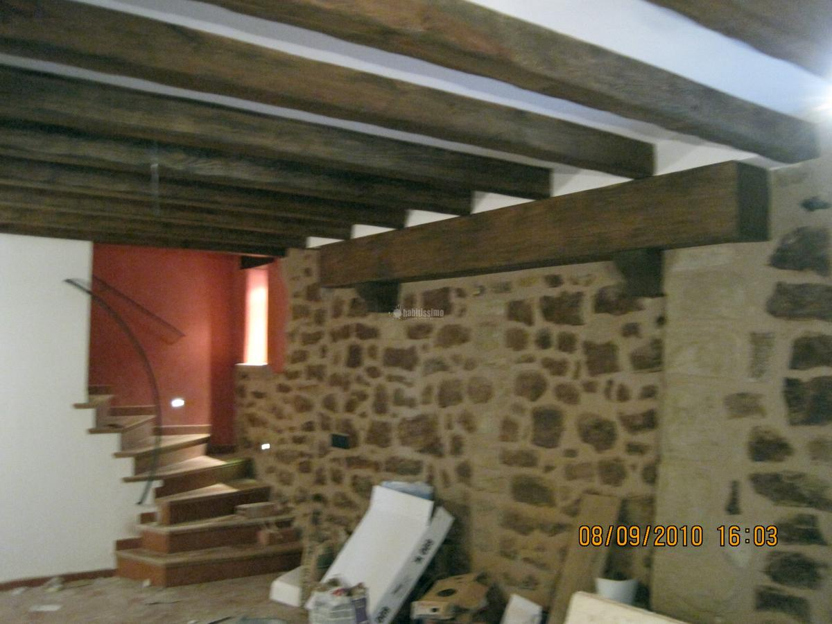 Foto vigas de madera javier latorre de javier latorre carpinter a de madera 58570 habitissimo - Vigas de madera malaga ...