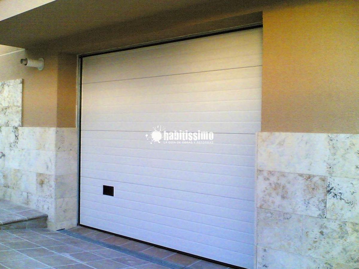 Puertas Garaje, Puertas, Persianas