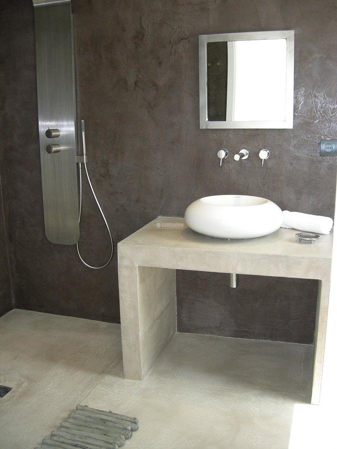 Revestimientos, Mueble Medida, Cemento Pulido