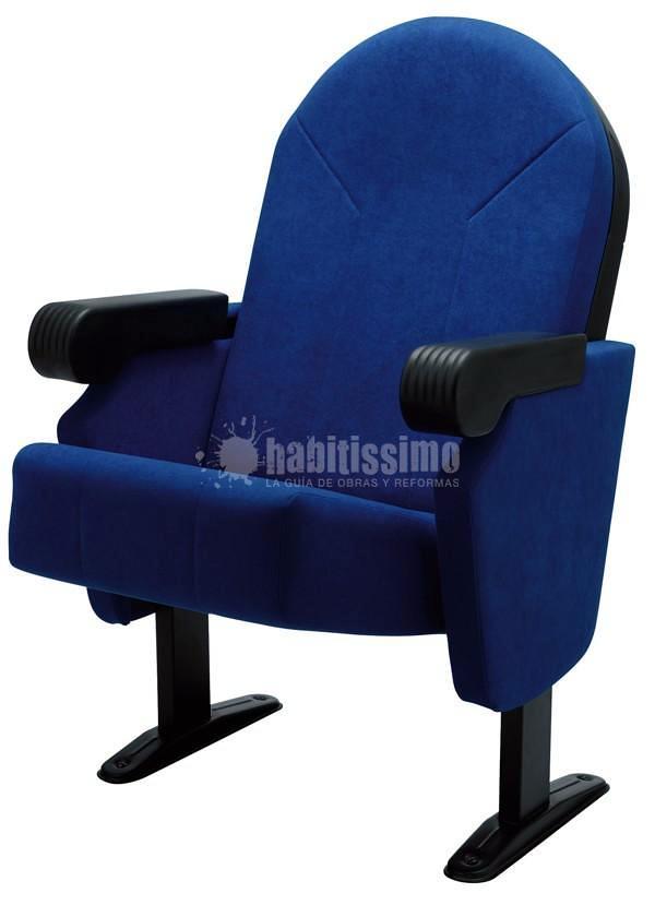 Foto muebles oficina butacas asientos abatibles de for Muebles de oficina palencia