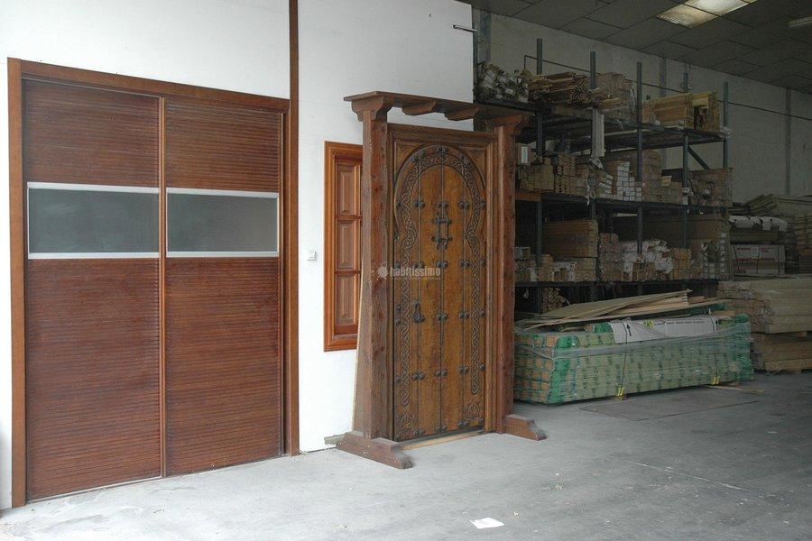 Foto puertas puertas exterior puertas interior de - Puertas exterior malaga ...