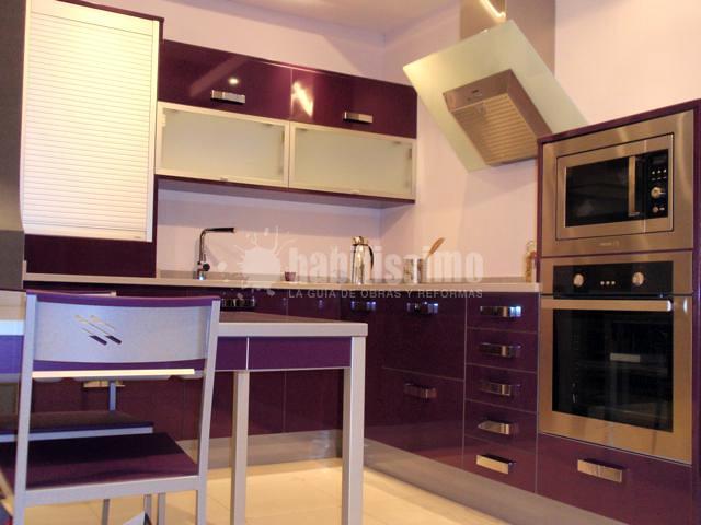 Foto muebles cocina electrodom sticos encimeras cocina for Muebles de cocina zamora
