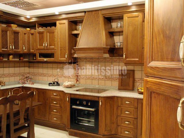 Foto muebles cocina electrodom sticos encimeras cocina for Muebles de cocina huesca