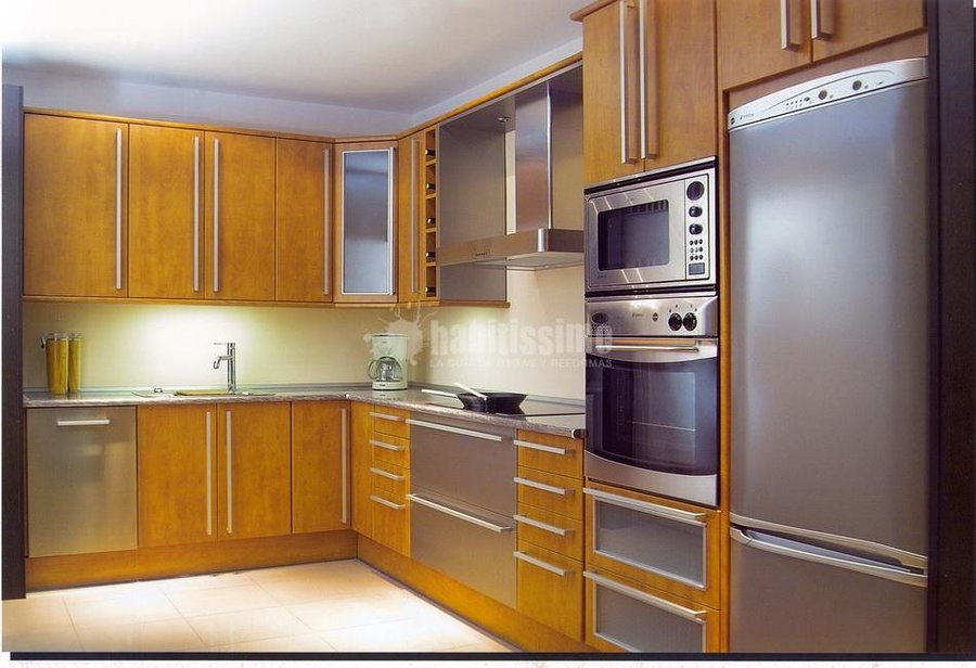 Foto muebles cocina dise o cocinas mobiliario hogar de for Muebles de cocina en burgos