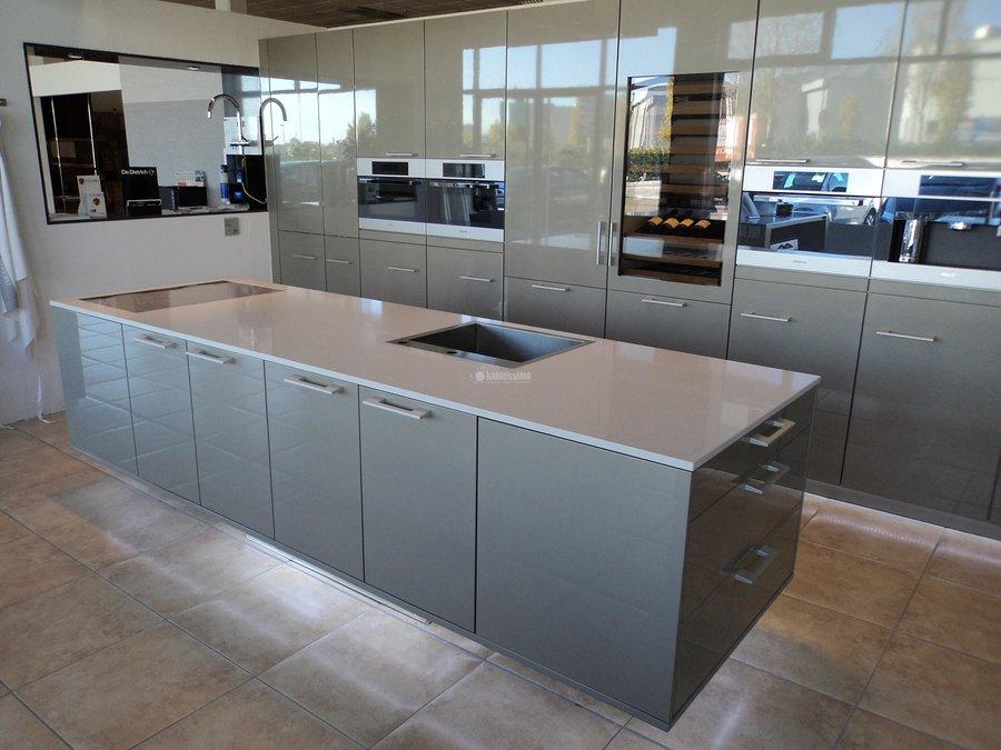 Foto muebles cocina decoraci n pavimentos - Muebles de cocina materiales ...