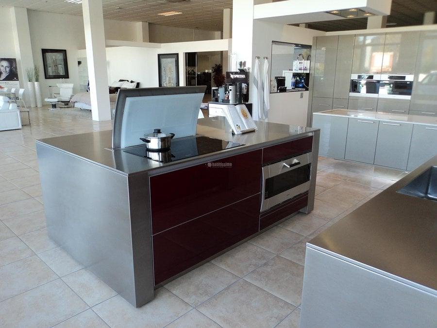 Foto muebles cocina pavimentos revestimientos muebles - Muebles de cocina materiales ...