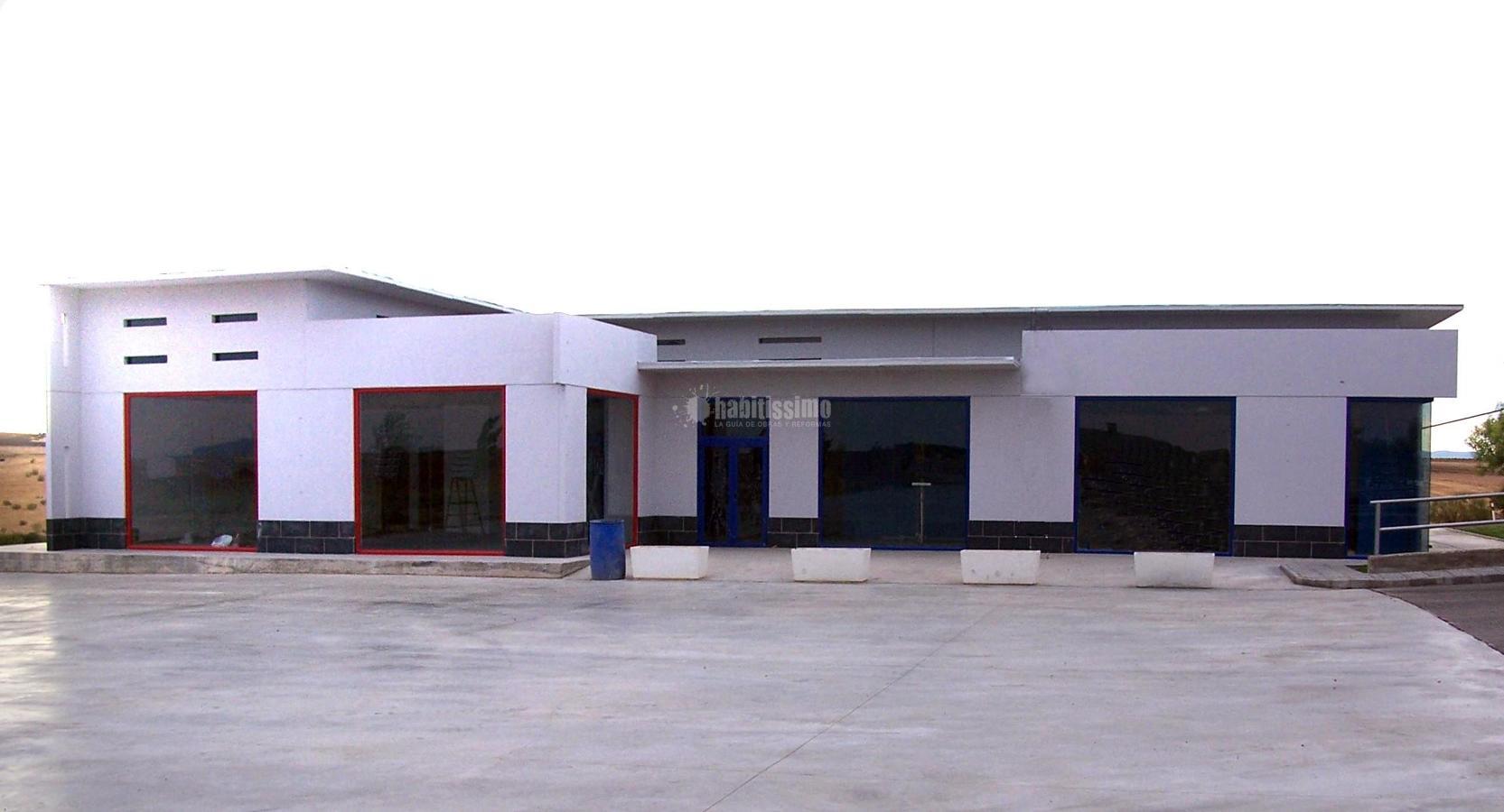 Foto construcci n casas construcciones reformas - Construccion de casas modulares ...