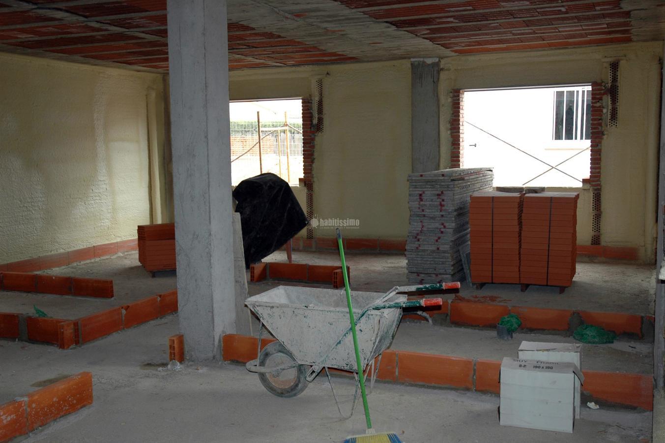 Foto construcci n casas art culos decoraci n reforma de for Decoracion construccion