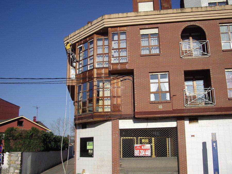 Restauración Edificios, Construcciones Reformas, Pintores